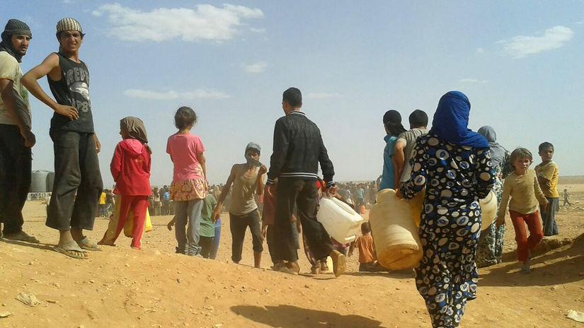 United Nations Syria Humanitarian