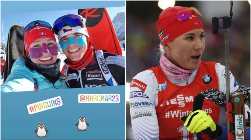 Paulína Fialková, Michal Krčmář, Anastasia...