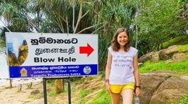 Srí Lanka, gejzír, Blow Hole