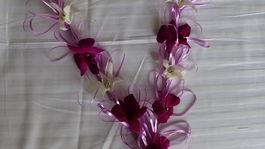 Srí Lanka, kvetinový veniec