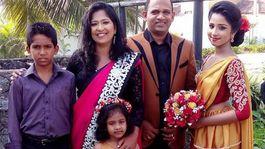 Srí Lanka, Manoj Peiris, rodina