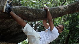 Srí Lanka, strom, Manoj Peiris,