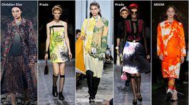 Trendy Jar/Leto 2019, 18 trendov, sezóna, móda, batika