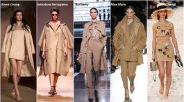 Trendy Jar/Leto 2019, 18 trendov, sezóna, móda, béžová