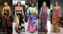 Trendy Jar/Leto 2019, 18 trendov, sezóna, móda, boho-chic