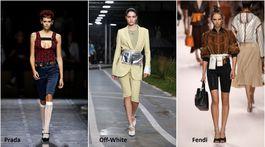 Trendy Jar/Leto 2019, 18 trendov, sezóna, móda, cyklistika