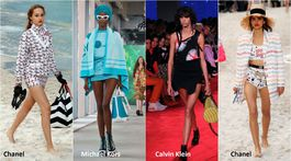 Trendy Jar/Leto 2019, 18 trendov, sezóna, móda, lážo-plážo