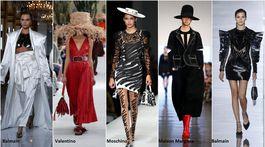 Trendy Jar/Leto 2019, 18 trendov, sezóna, móda, Smerom nahor