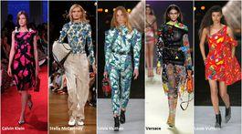 Trendy Jar/Leto 2019, 18 trendov, sezóna, móda, sporty garden
