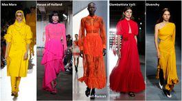 Trendy Jar/Leto 2019, 18 trendov, sezóna, móda, západ slnka