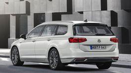 VW Passat GTE Variant - 2019