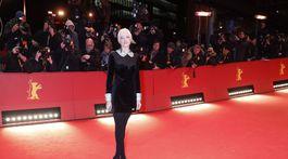 Britská herečka Andrea Riseborough priniesla film The Kindness of Strangers.