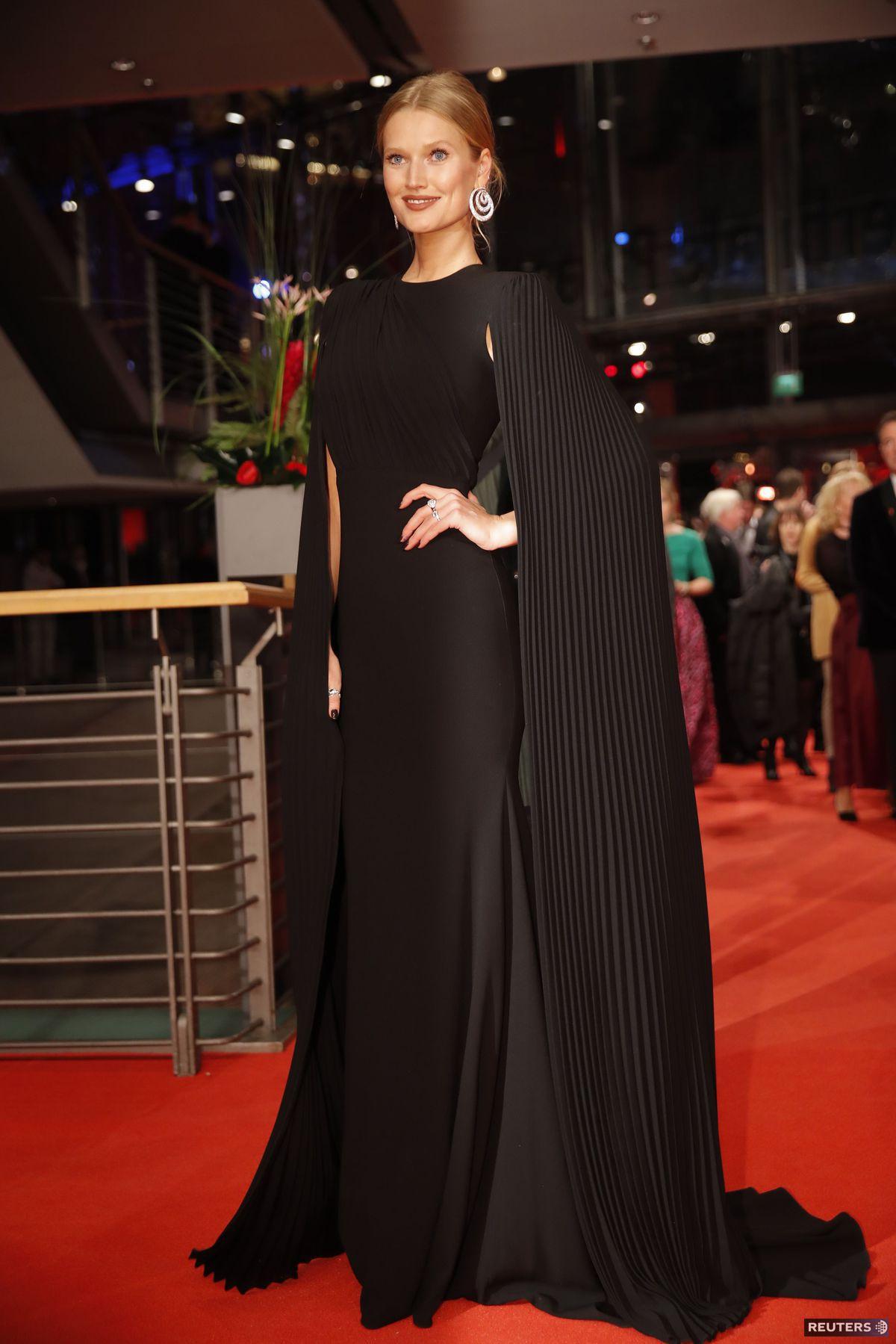 Nemecká topmodelka Toni Garrn.