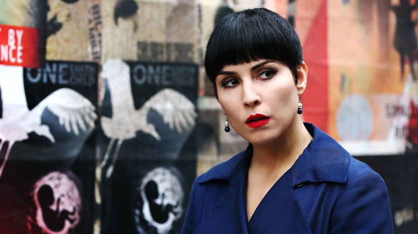 Noomi Rapace 7 sestier
