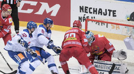pripravny turnaj Kaufland Cup slovensko bielorusko hokej