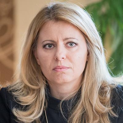Zuzana Čaputová, VIZITKA, NEPOUZIVAT!!!