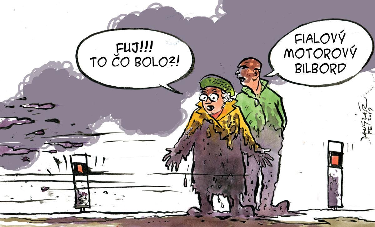 Karikatúra 09.02.2019