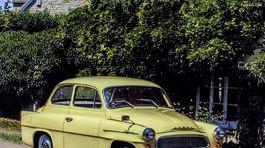 Škoda Octavia - 60 rokov