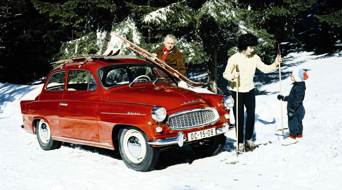 a2960023a2e Škoda Octavia  Legenda oslavuje šesťdesiatku. Bola len na poukazy ...
