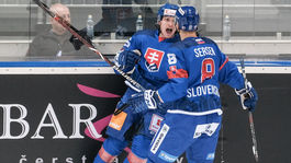hokej kaufland cup 2019 Slovensko Rusko buček
