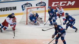 hokej kaufland cup 2019 Slovensko Rusko