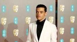 Herec Rami Malek nominovaný za výkon vo filme Bohemian Rhapsody.