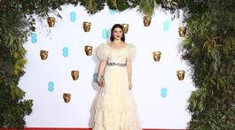 Herečka Rachel Weisz nominovaná za výkon vo filme Favoritka.