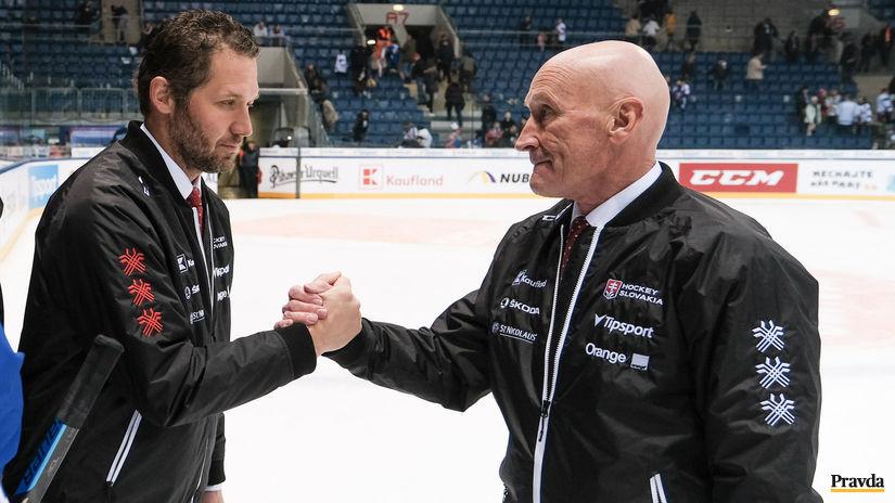 hokej kaufland cup 2019 Slovensko ramsay