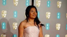 Mexická herečka Nancy Garcia zo snímky Roma.
