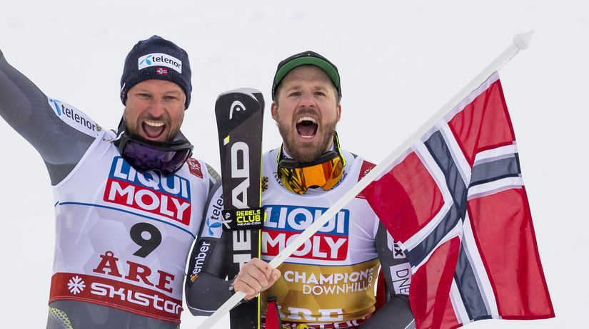 Sweden Alpine Skiing Worlds Svindal