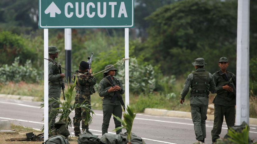 venezuela, bolivia, humanitarna pomoc,