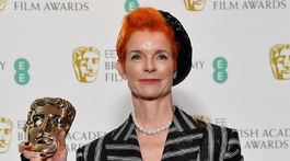 AWARDS-BAFTA/