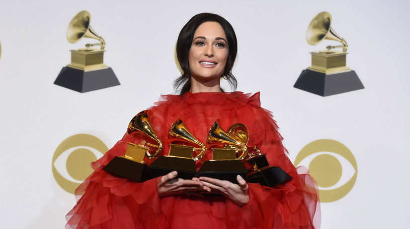 Kacey Musgraves Grammy