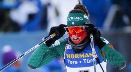 Kanada Biatlon ženy SP 12,5 km vytrvalostný skrátený