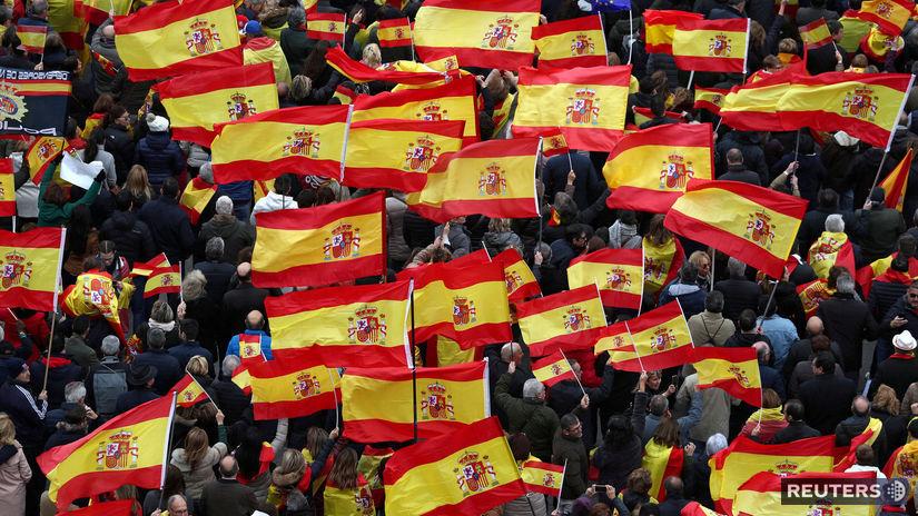 španielsko, katalánsko, protest, vzbura,...