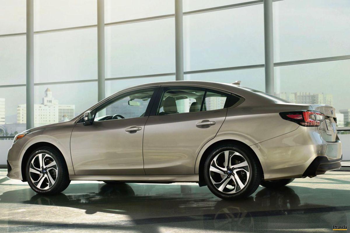 Subaru Legacy  Evolučný kabát skrýva novú techniku - Novinky - Auto ... 54303377697
