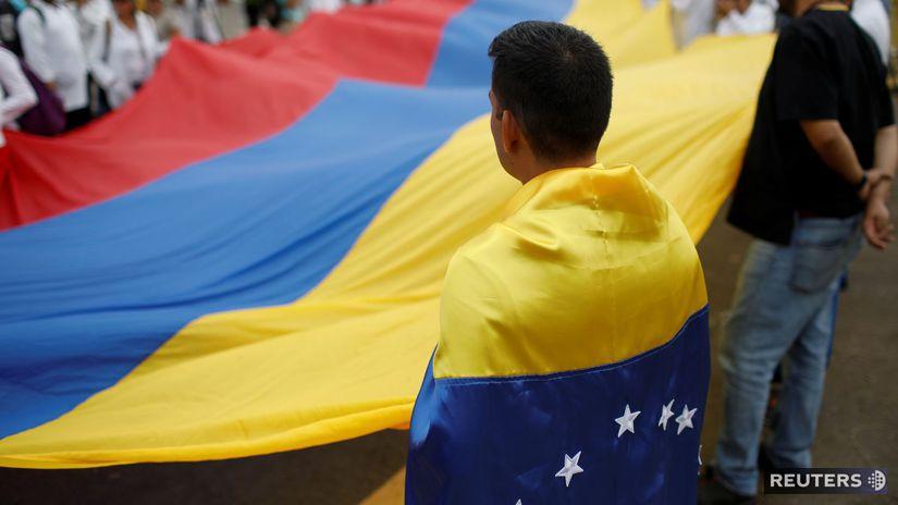 venezuela, nicolas maduro, humanitárna pomoc