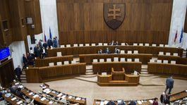 SR NRSR ÚS kandidáti voľba verejná BAX