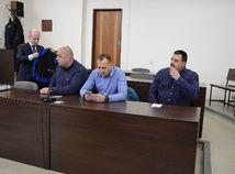 Martin, Maroš a Branislav Paška, košice, súd