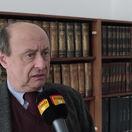 Ústavný právnik Eduard Bárány.
