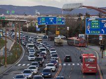 Bratislava Doprava Obmedzenia Uzávera cesta, autá