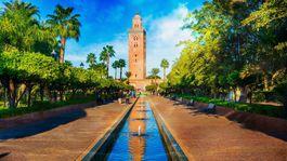 Marrákeš, Maroko