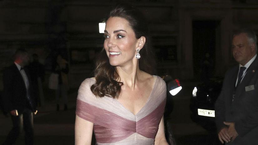 Vojvodkyňa Kate z Cambridge, patrónka...