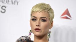 Speváčka Katy Perry na archívnom zábere.