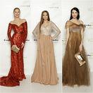 Móda z ČS plesu: Hablovičová či Verešová ako kráľovné, Katarzia šliapla vedľa