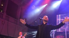 Spevák Igor Timko z No Name zabávali hostí.