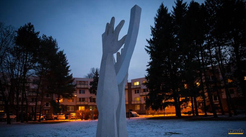 Tibor Bartfay, ruky, socha