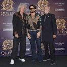 Brian May Adam Lambert Roger Taylor Queen