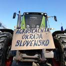 farmari protest Tyrsovo