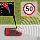 Obmedzovač rýchlosti - Ford